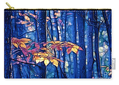 Moody Woods Carry-all Pouch by Aimelle
