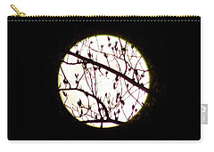 Moon Branches Carry-all Pouch