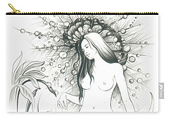 Moon Dew Carry-all Pouch