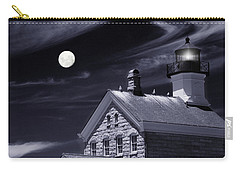 Carry-all Pouch featuring the photograph Moon Light by Robin-Lee Vieira