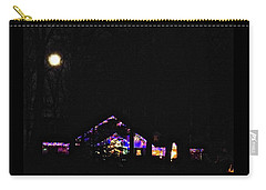 Moon Lights Carry-all Pouch