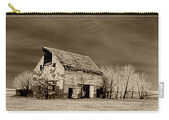 Moon Lit Sepia Carry-all Pouch