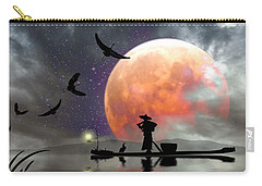 Moon Mist Carry-all Pouch