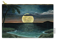 Moon Of My Dreams IIi Carry-all Pouch