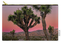 Moon Over Joshua Tree Carry-all Pouch