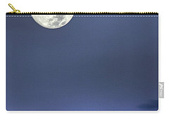 Moon Over Ko'olau Carry-all Pouch