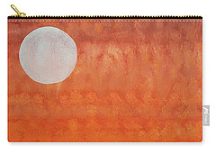 Moon Over Mojave Carry-all Pouch