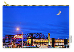 Moon Over Sands Carry-all Pouch