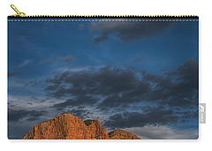 Moon Over Sedona Carry-all Pouch