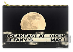 Moon Over Tiffany's Carry-all Pouch
