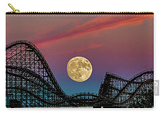Moon Over Wildwood Nj Carry-all Pouch