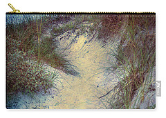 Moon Pine Street Carry-all Pouch by Linda Olsen
