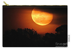 Moon Rise Carry-all Pouch by Shelia Kempf
