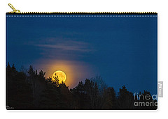 Moon Rise Carry-all Pouch by Torbjorn Swenelius