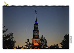 Moon, Venus, And Miller Tower Carry-all Pouch