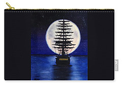 Moon Voyage Carry-all Pouch