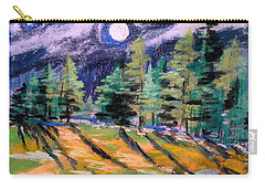 Moon With Venus Carry-all Pouch