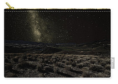 Moonlight And The Milky Way Carry-all Pouch