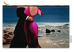 Moonlight Dance V2 Carry-all Pouch by Ron Chambers