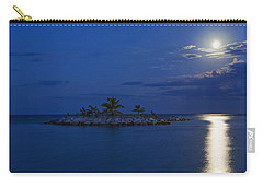 Moonlight Island Carry-all Pouch
