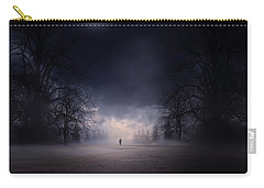 Moonlight Journey Carry-all Pouch by Lourry Legarde