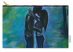 Moonlight Kiss Series 1 Carry-all Pouch by Leslie Allen