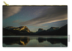 Moonlight On Green River Lake Carry-all Pouch