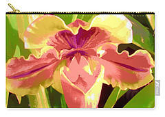 Moonlight Orchid Carry-all Pouch