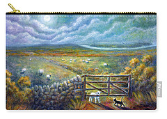 Moonlight Rendezvous Carry-all Pouch by Retta Stephenson