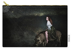 Moonlight Ride Carry-all Pouch