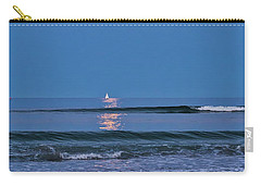 Moonlight Sail 3 - Ogunquit Beach - Maine Carry-all Pouch