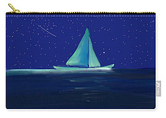 Moonlight Sail Carry-all Pouch