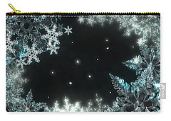 Moonlight Snow Burial Carry-all Pouch