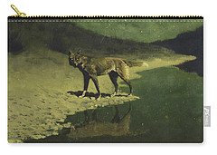 Moonlight, Wolf Carry-all Pouch