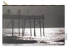 Moonlit Carolina Night Carry-all Pouch by Belinda Lee
