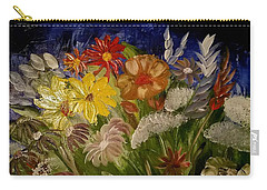 Moonlit Dreams Carry-all Pouch by Maria Urso