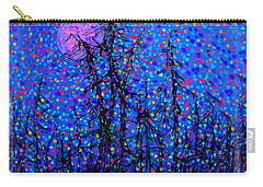 Moonlit Forest Carry-all Pouch