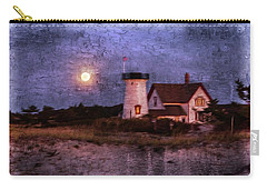 Moonlit Harbor Carry-all Pouch