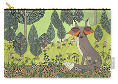 Moonlit Meadow Carry-all Pouch