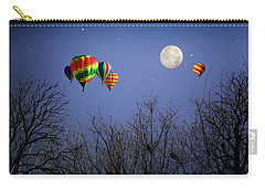 Moonlit Ride Carry-all Pouch