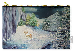 Moonlit Surprise Carry-all Pouch