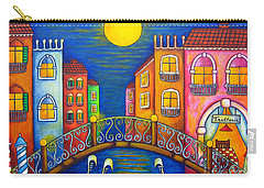 Moonlit Venice Carry-all Pouch