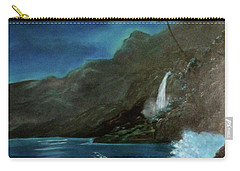 Moonlit Wave Carry-all Pouch