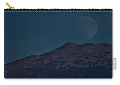 Moonrise Mount Adams Carry-all Pouch