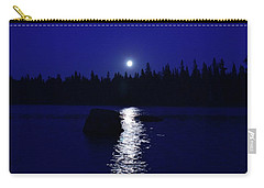 Moonrise On A Midsummer's Night Carry-all Pouch