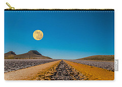 Moonrise Wyoming Carry-all Pouch