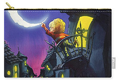Moonthief Carry-all Pouch by Andy Catling