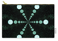 Moonwalk Carry-all Pouch by Aliceann Carlton