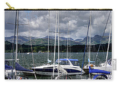 Moored In Beauty Carry-all Pouch