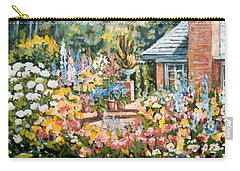 Moore's Garden Carry-all Pouch by Alexandra Maria Ethlyn Cheshire
